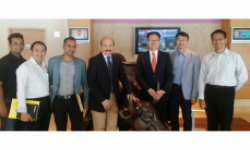 Cooperation between PITMAN and AFFC Co.Ltd. & KCTech